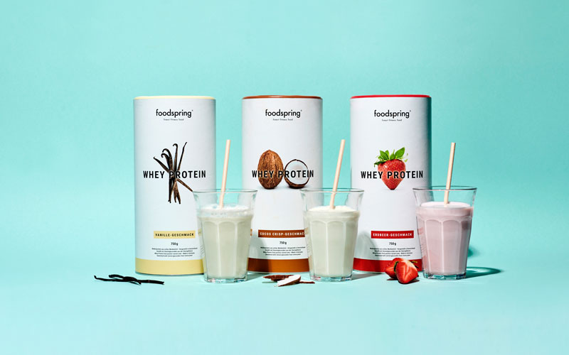 Whey Protein by foodspring