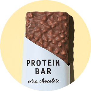 foodspring xtra Chocolate Protein Bar